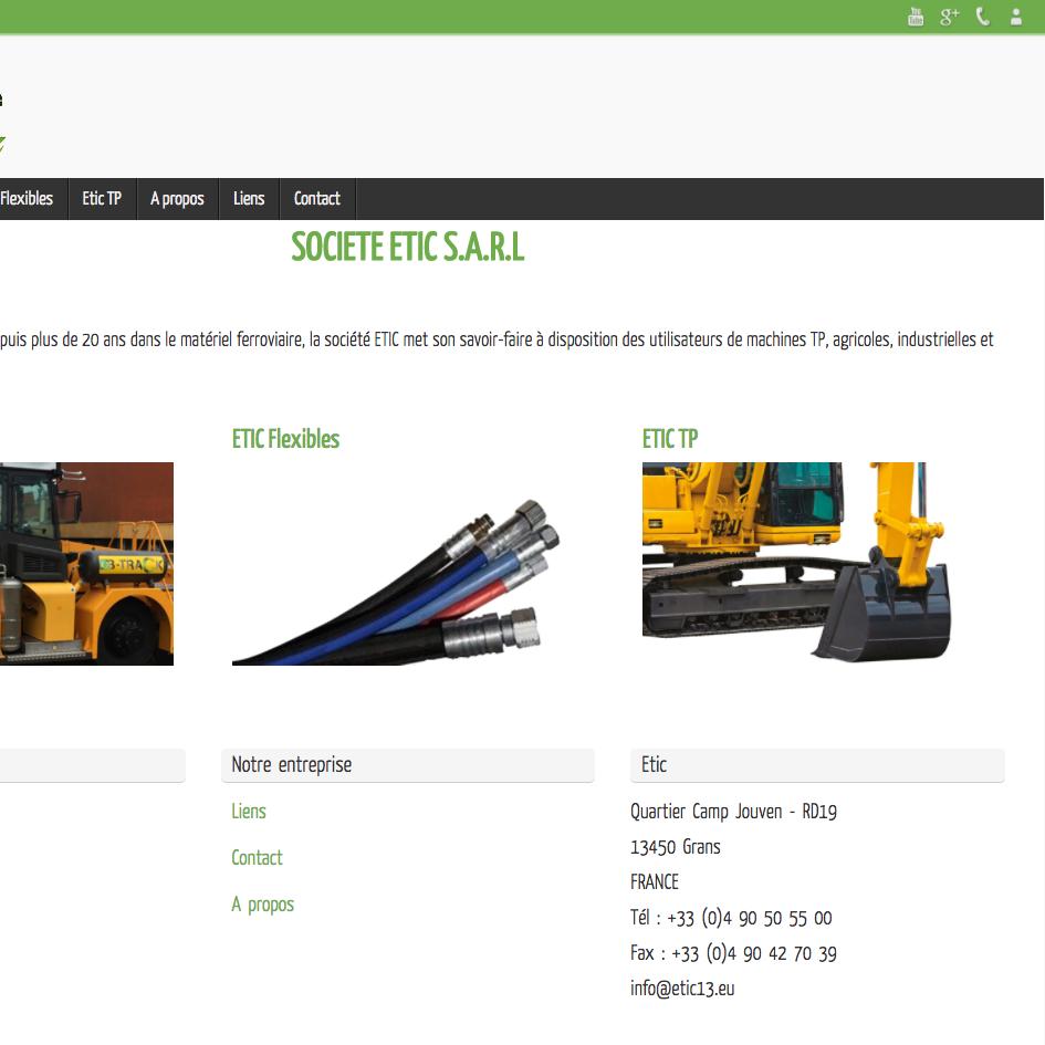 Création et mise en page d'un site avec WordPress